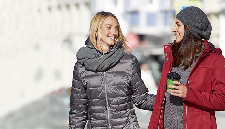 Zimní kabáty Killtec