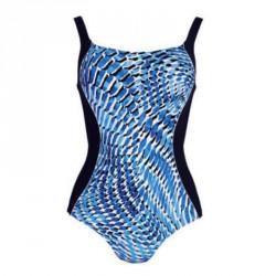 Jednodílné plavky s kosticí Zelda Anita